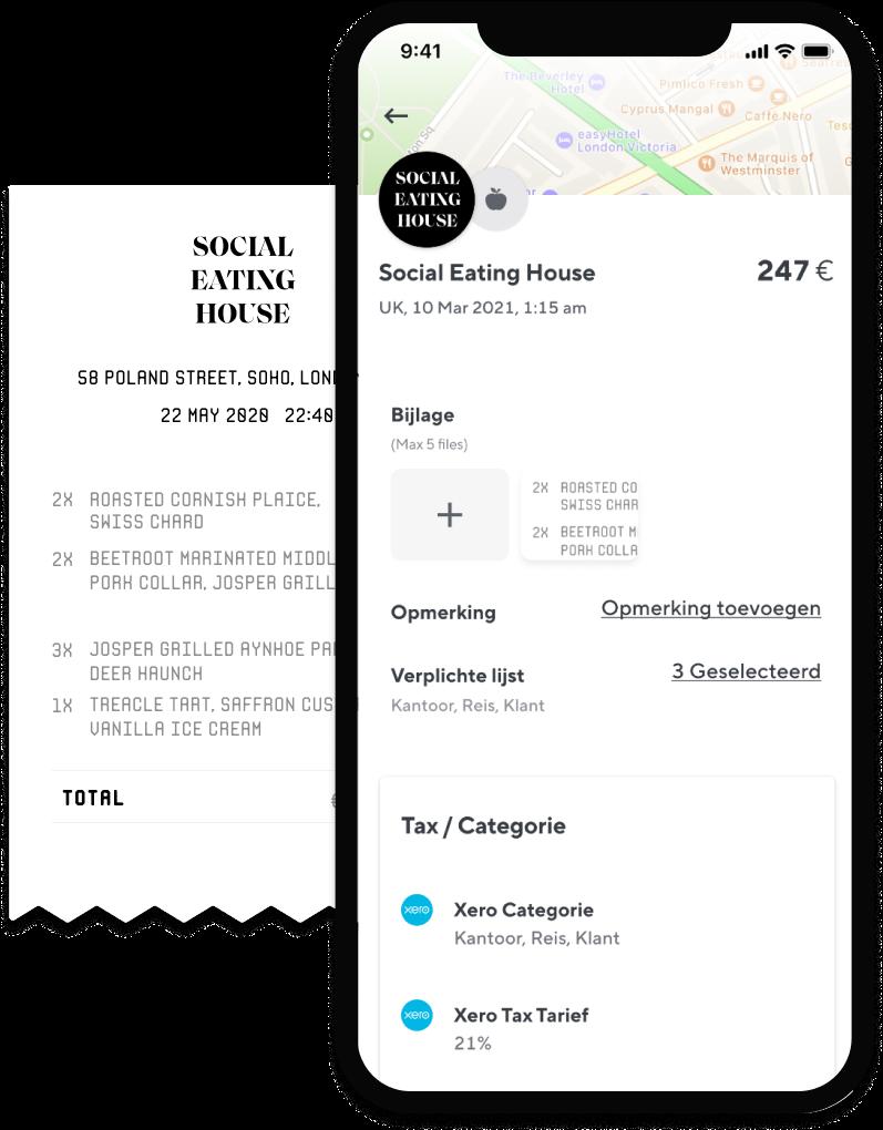 Soldo Prepaid Betaalkaarten - Mobile App
